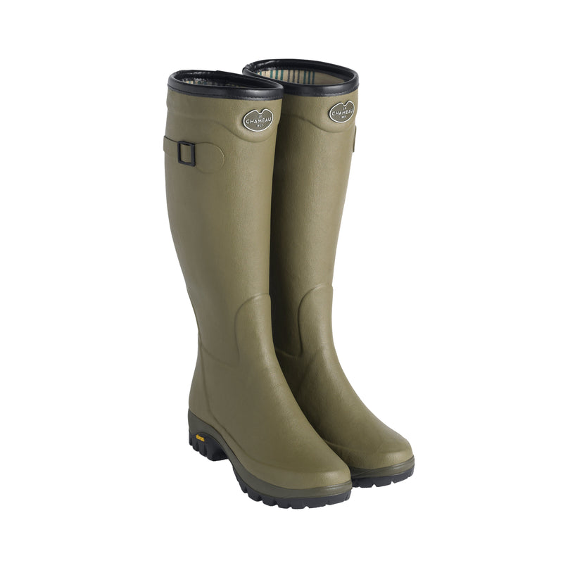 Le Chameau Ladies Boots Country Vibram wellies