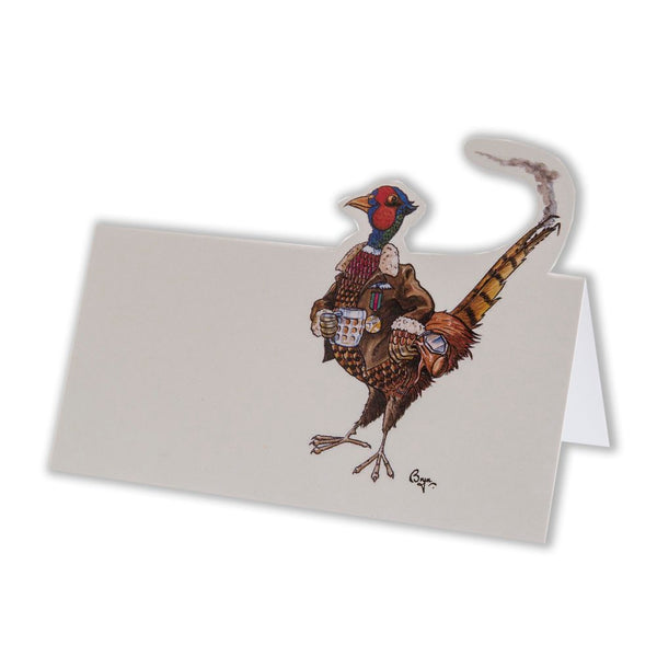 Pheasant Place Settings (10 pk)