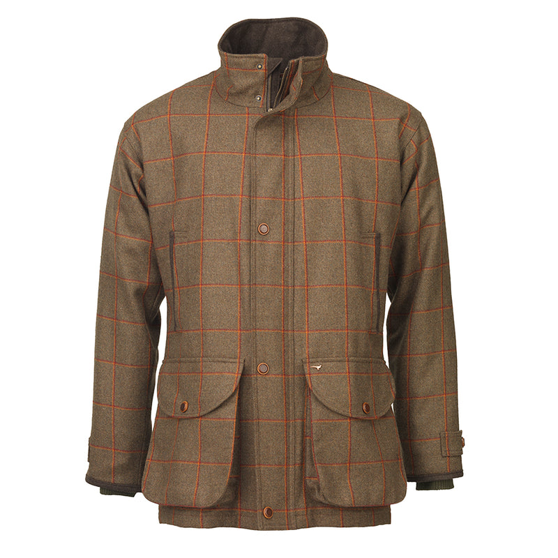 Clyde Wingfield Tweed Coat