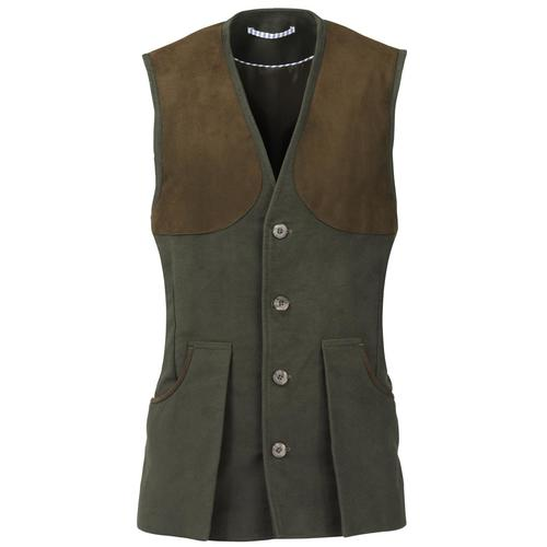 Men's Broadland Shooting Vest (Loden)