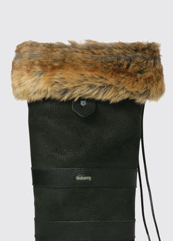 Dubarry Chinchilla Faux Fur Boot Liners