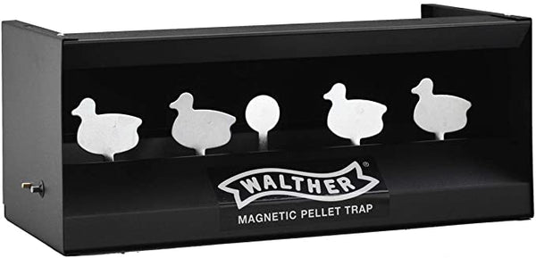 Magnetic Duck Target box Pellet Catcher