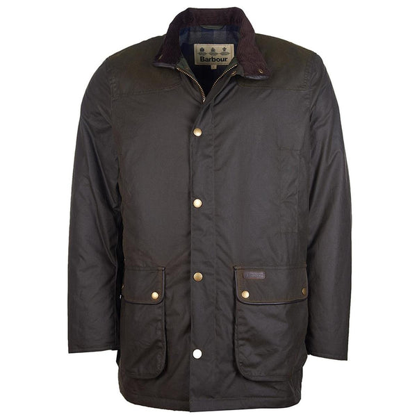 Hartlington Wax Jacket (Olive)