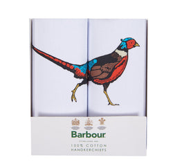 Barbour Animal Handkerchiefs (Pheasant)