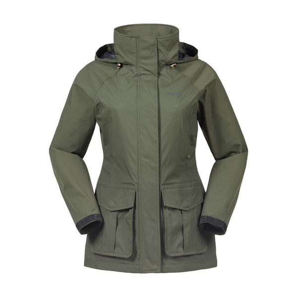 Fenland BR2 Packaway Jacket (Dark Moss)