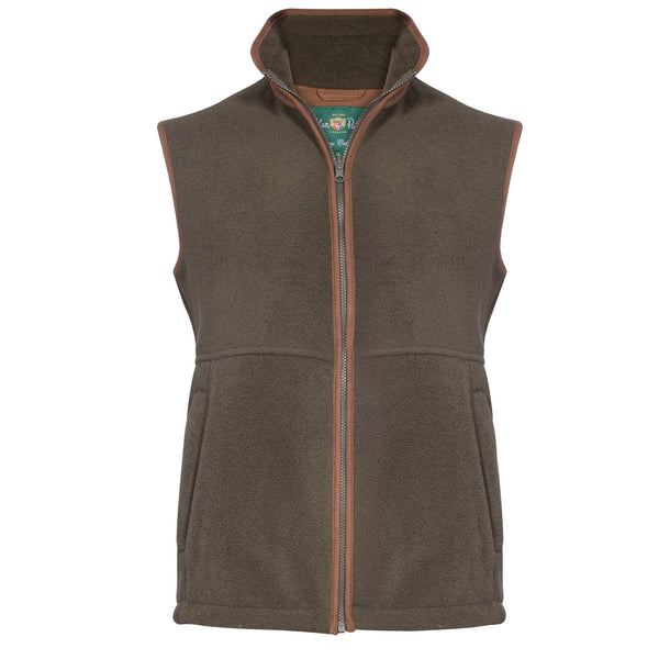 Aylsham Fleece Gilet (Green)