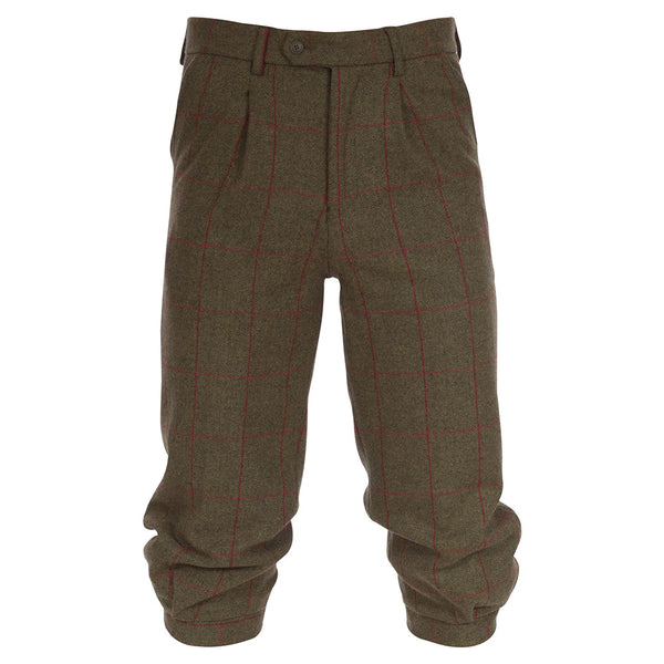 Alan Paine Mens Tweed Breeks Combrook Sage