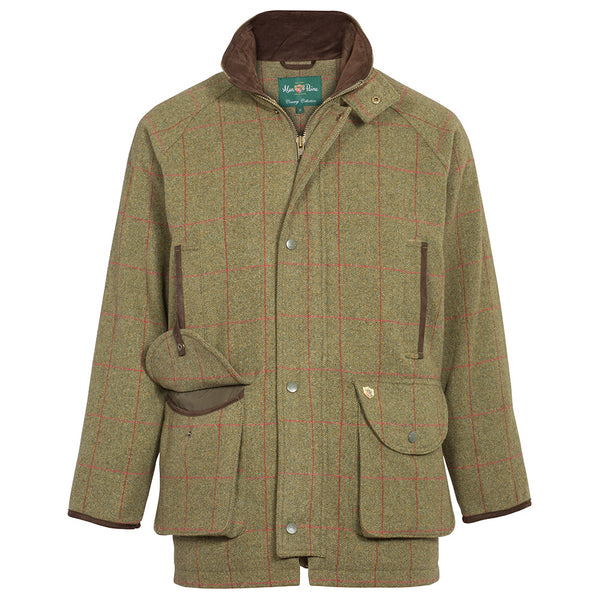 Alan Paine Mens Coat Combrook Sage
