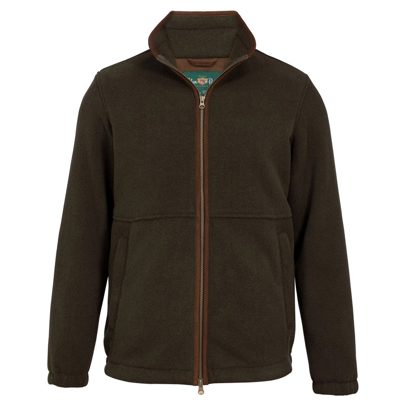 Alan Paine Aylsham Fleece Windblock Mens