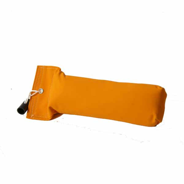 Orange Dog Dummy