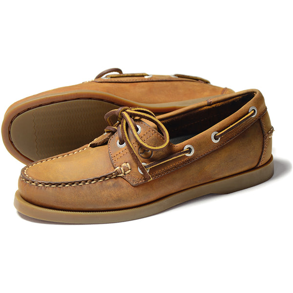 Creek Deck Shoe (Sand)