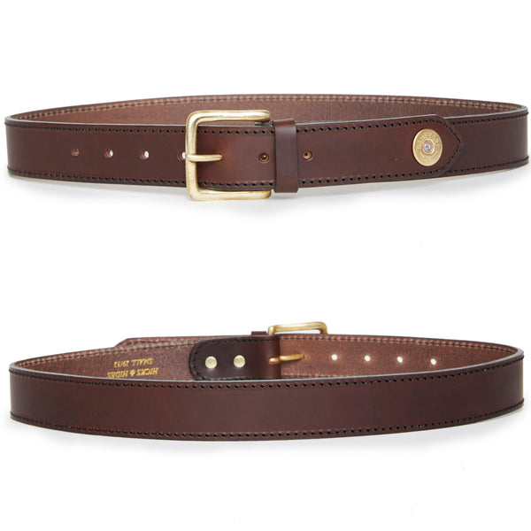 Campden Farmer Belt (Tip/Brown)