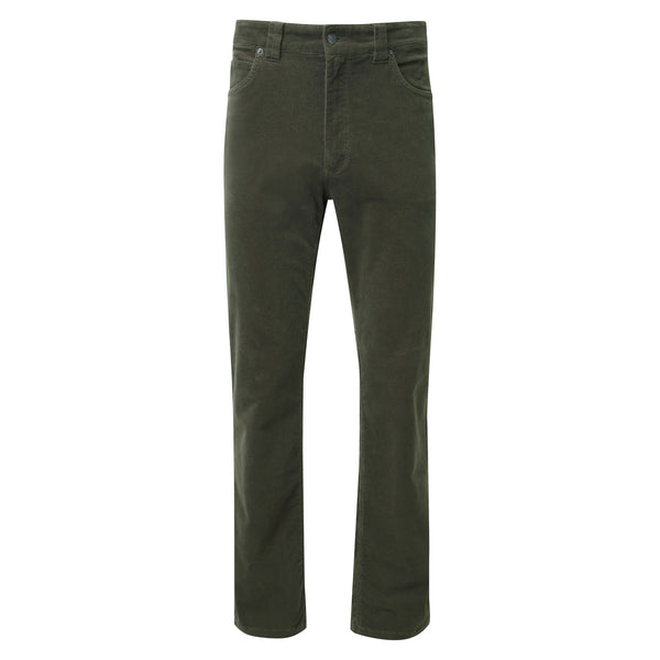 Schoffel Mens Cords Canterbury Forest Trousers
