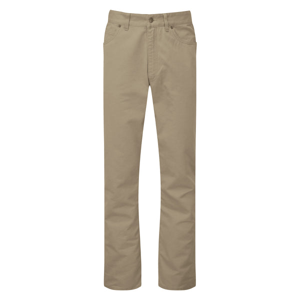 Schoffel Mens Jean Canterbury Camel Trousers