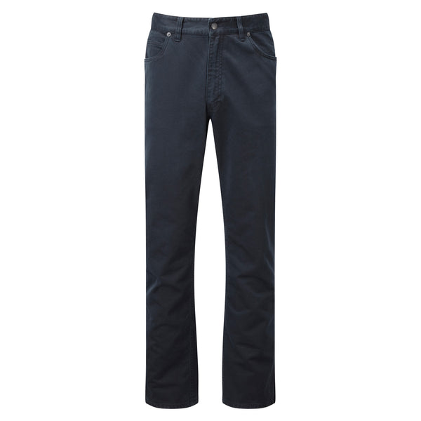 Schoffel Mens Jean Canterbury Navy Trousers