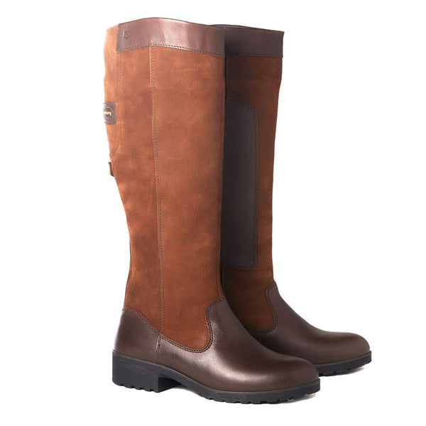 Clare Boot (Walnut)