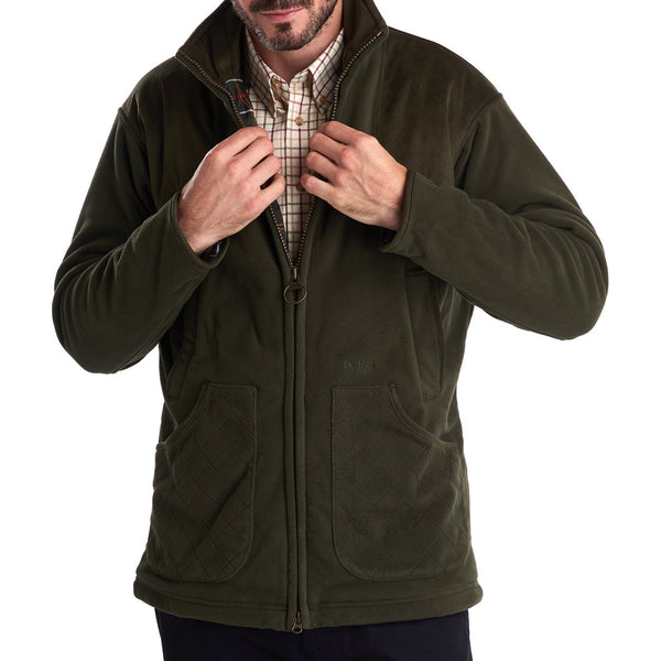 Dunmoor Fleece Jacket (Olive)
