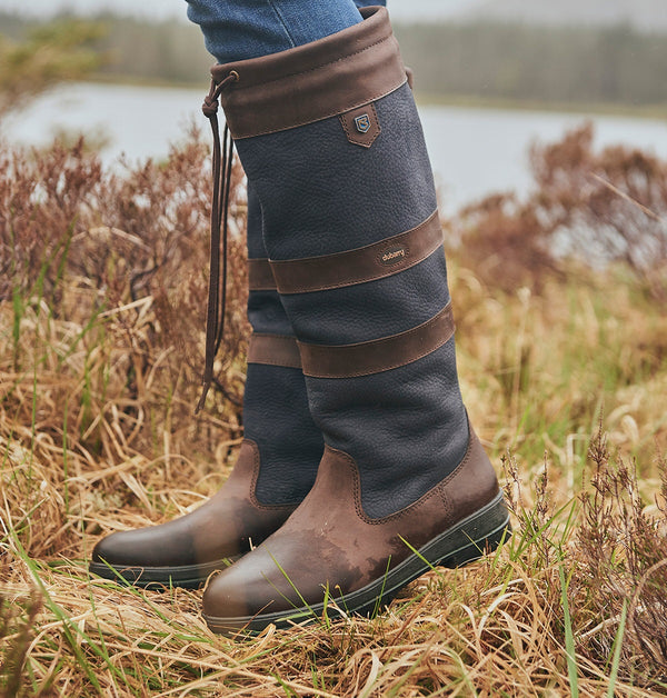 Galway Boot (Black/Brown)