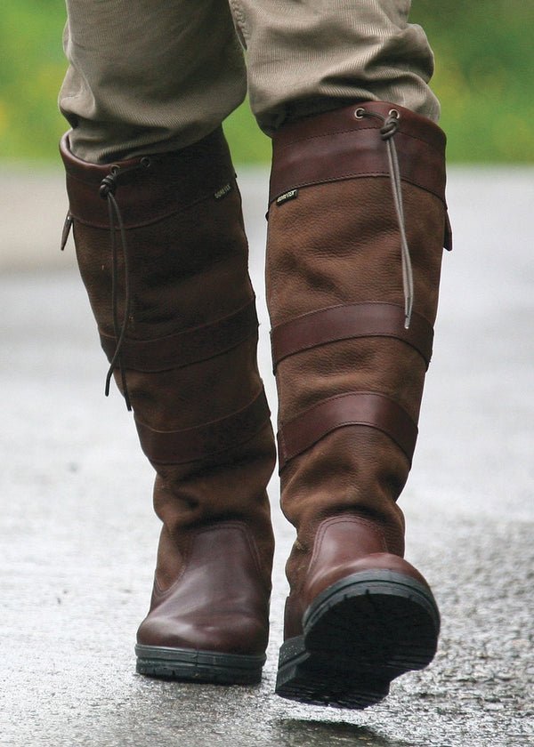 Galway Extra Fit Boot (Walnut)