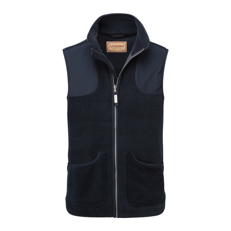 Gunthorpe Shooting Vest (Navy)