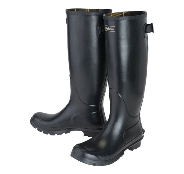 Jarrow Wellington (Black)