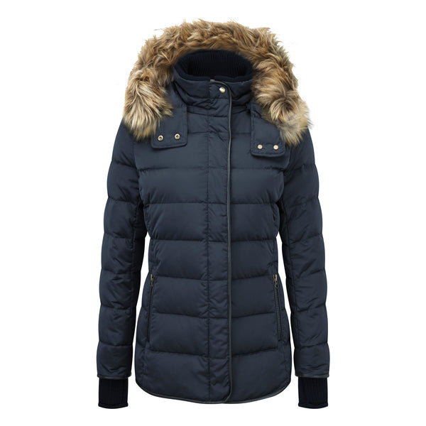 Kensington Down Jacket (Navy Blue)