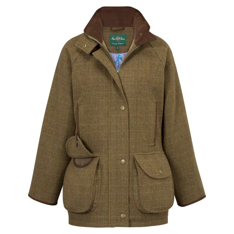 Compton Ladies Coat (Landscape)