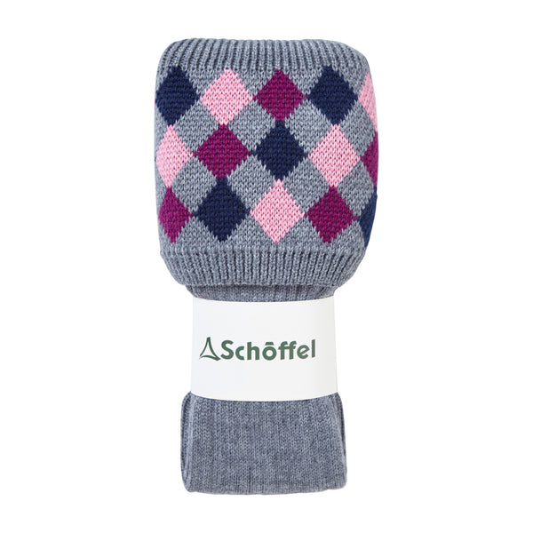 Schoffel ladies socks ptarmigan countryside