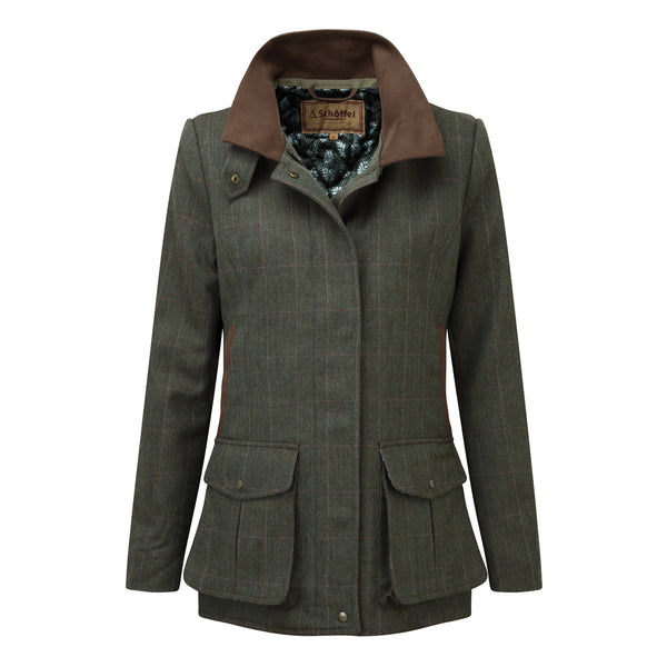 Schoffel Ladies Jacket Lilymere tweed coat shooting