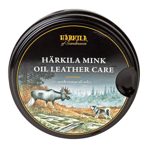 Mink oil leather care (170ML)