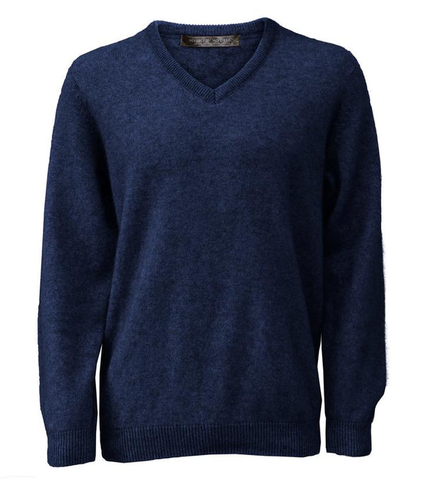 Oxford Vee Jumper (Maritime)