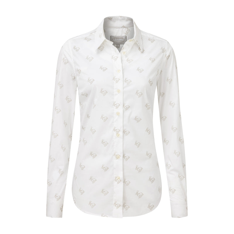 Schoffel Ladies Shirt Norfolk country clothing