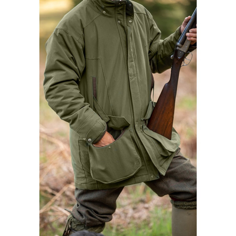 Classic Ptarmigan Coat (Hunter Green)
