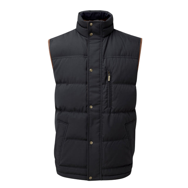 Richmond Down Gilet (Midnight)