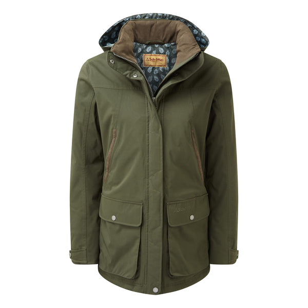 Schoffel Ladies Coat Rockingham COUNTRYSIDE