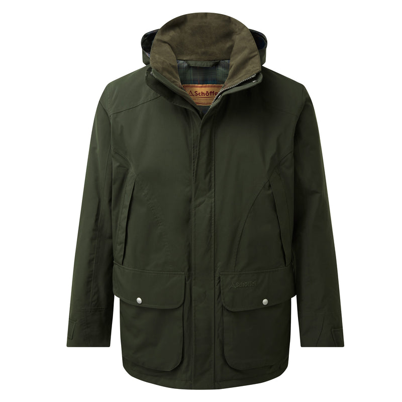 Schoffel Mens Coat Snipe COUNTRYSIDE