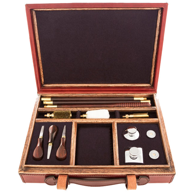Leather & Oak Cleaning Case