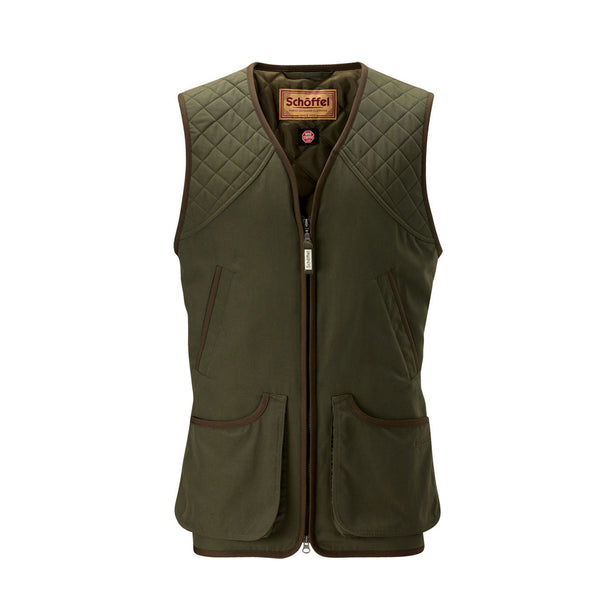 Stamford Vest (Hunter Green)