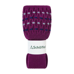 Stitch Sock II (Dahlia)