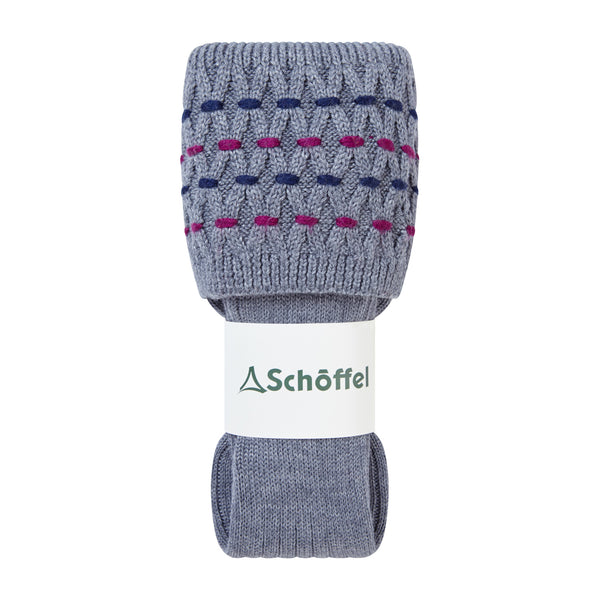 Stitch Sock II (Grey)