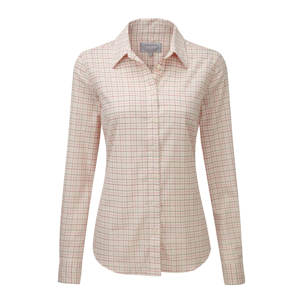 Schoffel Ladies Shirt Tattersall countryside clothing