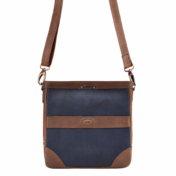 Ardmore Navy/Brown Handbag