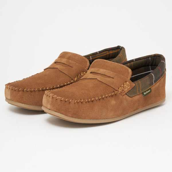 Barbour Ashworth Slipper (Sand)