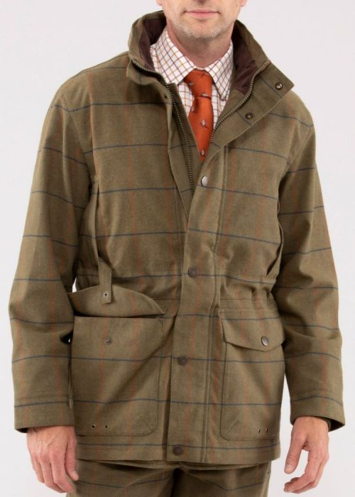 Axford Waterproof Coat (Basil)