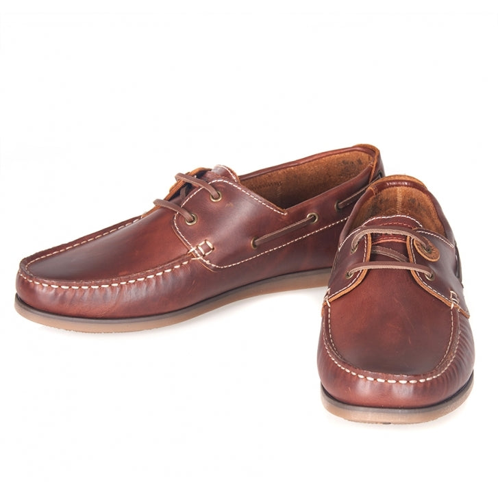 Capstan Shoe (Brown)