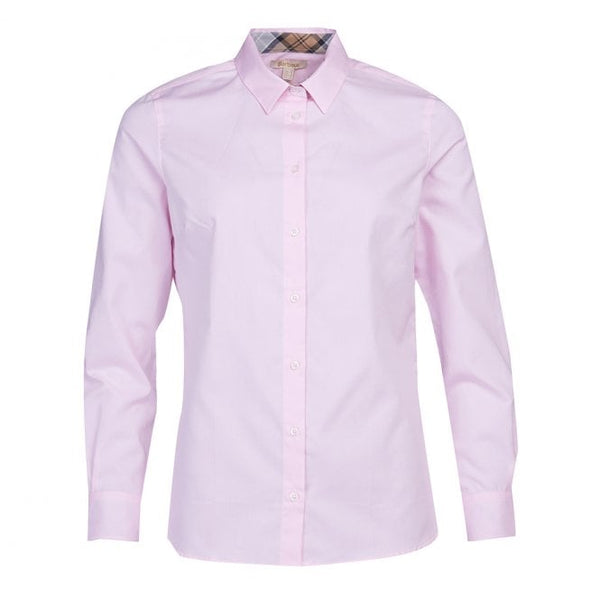 Barbour Derwent Shirt (Pale Pinke)