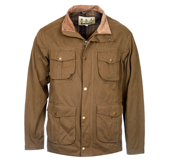 Barbour Mens Sanderling brown jacket country clothing