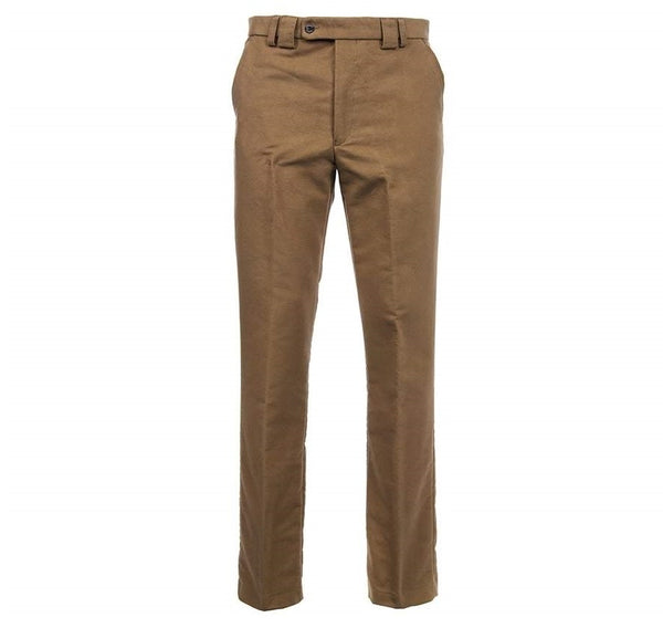 barbour mens moleskin trousers brown