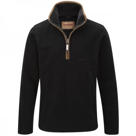 Berkeley 1/4 Zip Fleece (Gun Metal)