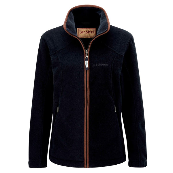 Burley Fleece (Navy)